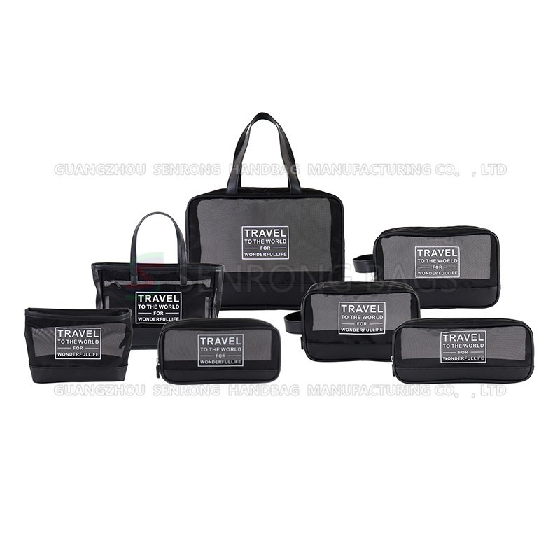 oxford Toiletry Bags SRT19-005B to SRT19-020B