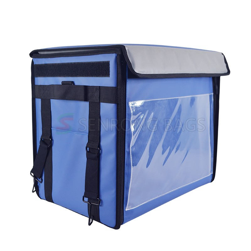 Customized Vietnam Factory with Foldable Large Capacity Outsourcing Thermal Insulation Package Ice Bag