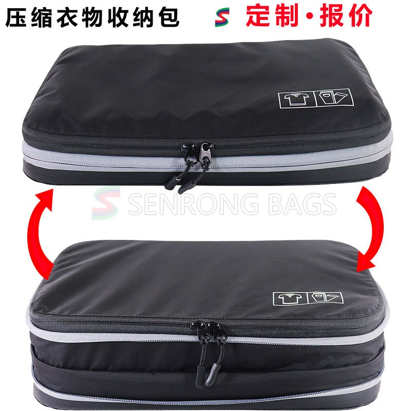 Compression Packing Cubes Travel Expandable Packing Organizers