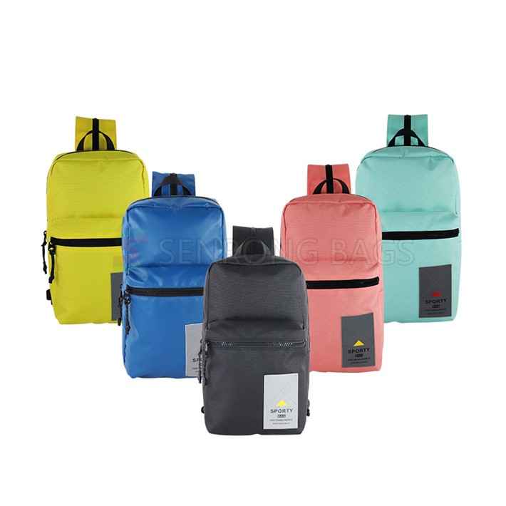 Customize a variety of men's sport recreational single shoulder oblique Oxford bags