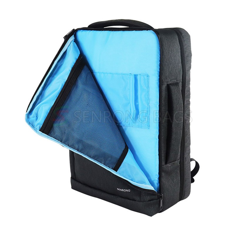 Factory  Travel clothing receipt Backpack  laptop anti-theft waterproof backpack & bag protector