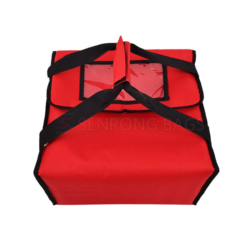 Thermal Delivery backpack Bag, Backpack Bike Pizza Thermal Insulation Food Delivery Bag Manufacturer