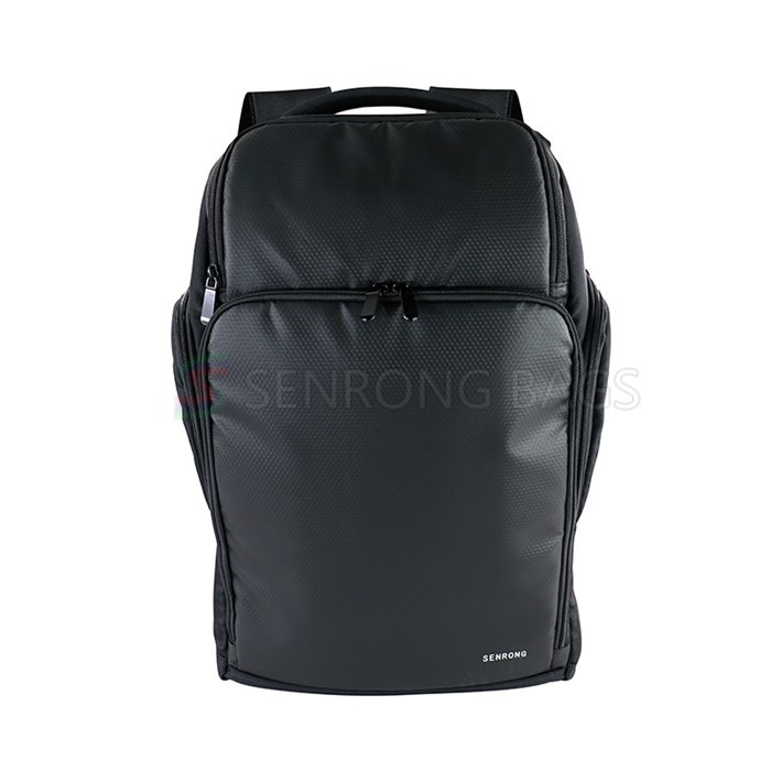 Ad  2019 New Bulletproof Backpack Bag Softback Lightweight laptop USB Earphone usb charging business laptop backpack