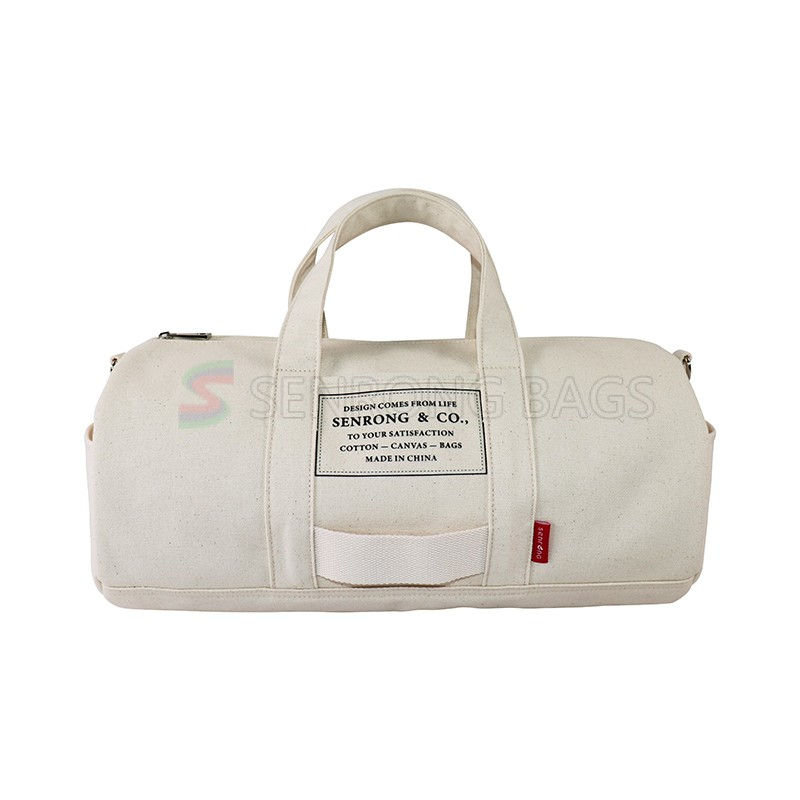 Water Resistant Gym Sports Dance Travel Weekender Duffel Bag with Shoe Compartment