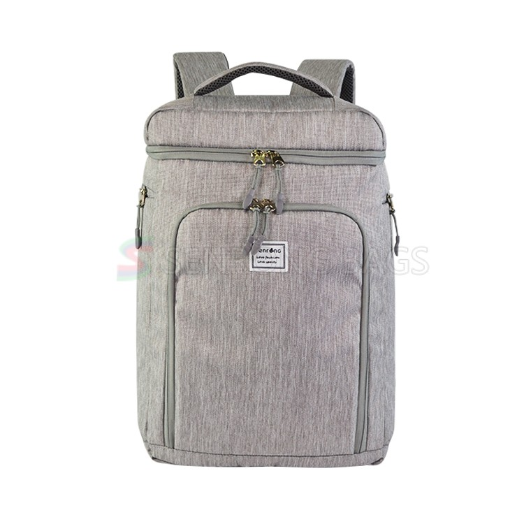 Insulated Cooler Bag Backpack Soft Cooler Lightweight Backpack Large Capacity Leak-Proof Lunch Backpack