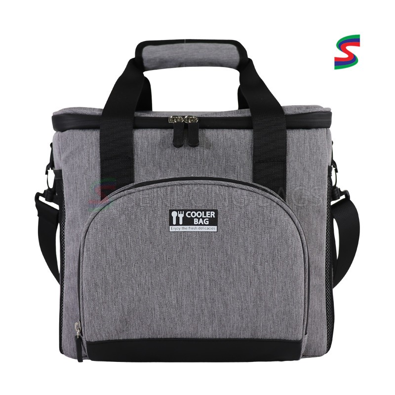 Portable Thermal Lunch Bag for Women Kids Men Shoulder Food Picnic Cooler Boxes bags Insulated Tote Bag Storage Container