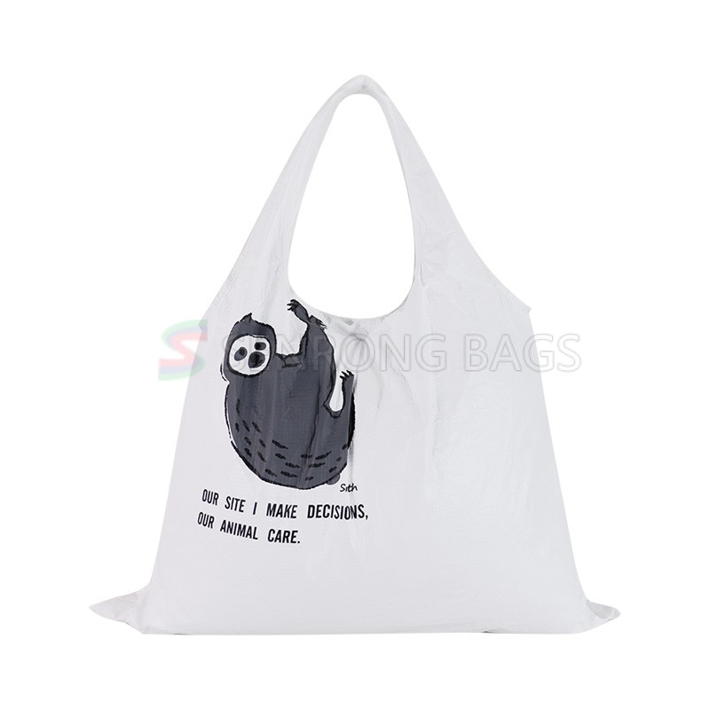 Wholesale factory price high quality reusable custom logo print paper waterproof tyvek tote bag