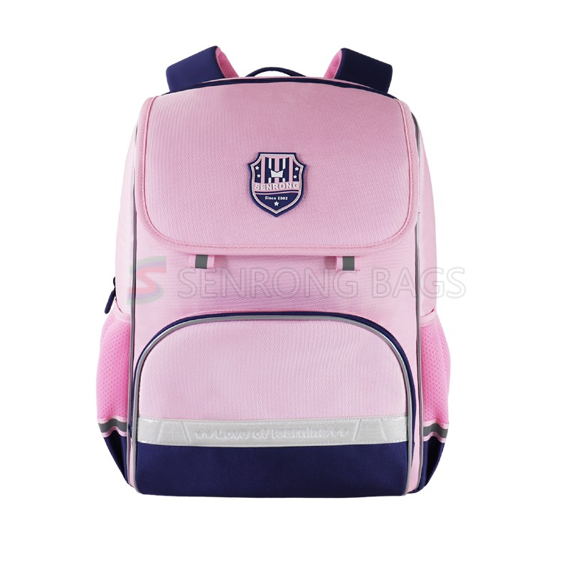 High quality 2021 custom nice bookbags childrens school backpack for girls