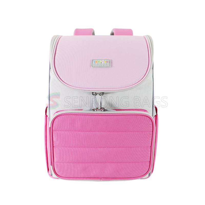 2021 Latest breathable back pack system teenager backpack school bags girls