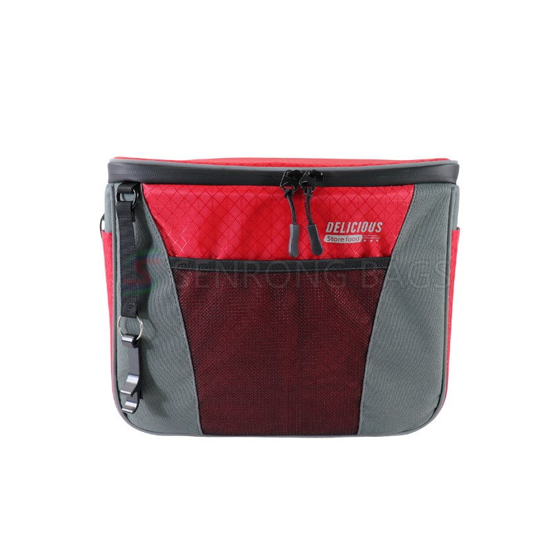 Custom soft cooler bag insulated food delivery promotional products made in vietnam SC20-053R